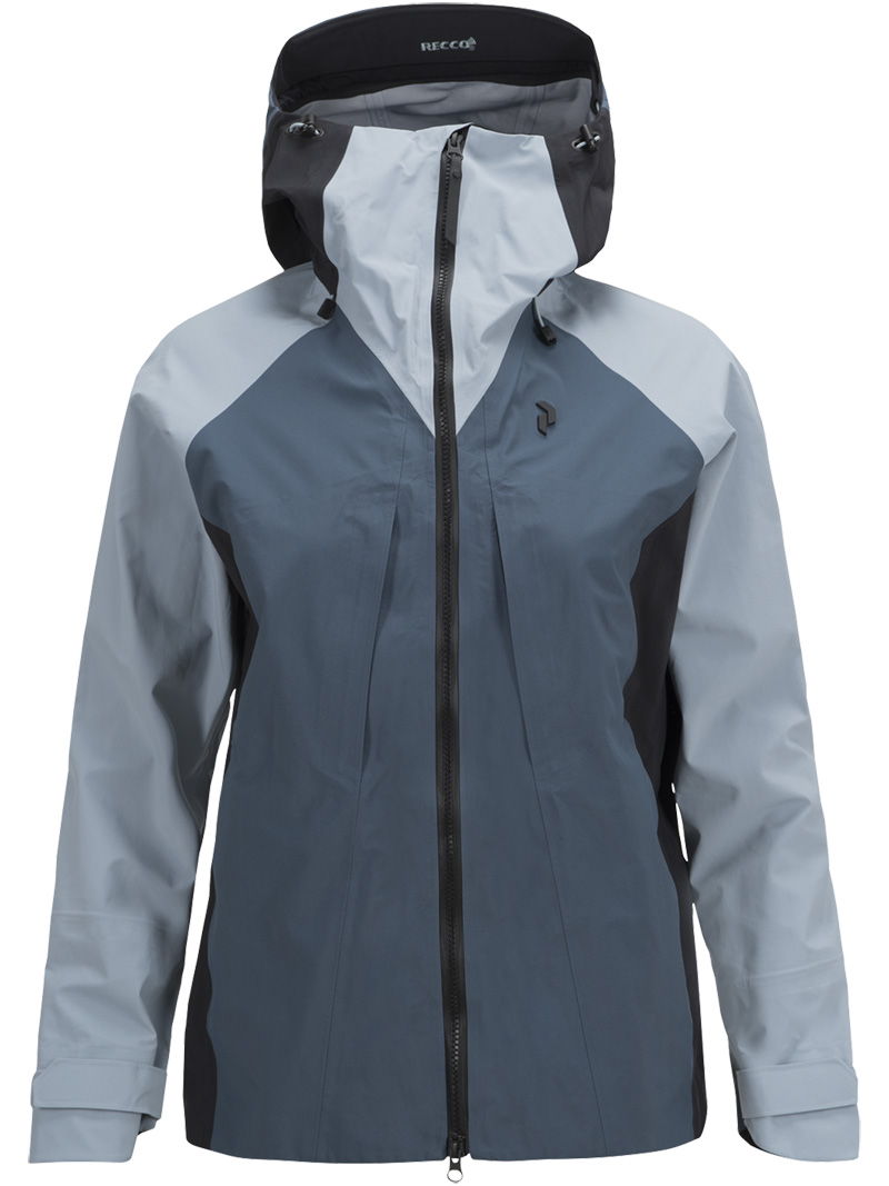 ピークパフォーマンス(PeakPerformance)WOMENS Teton Dustier Teton Jacketカラー:2Z5 Dustier Blue, 超特価激安:691be4b6 --- sunward.msk.ru