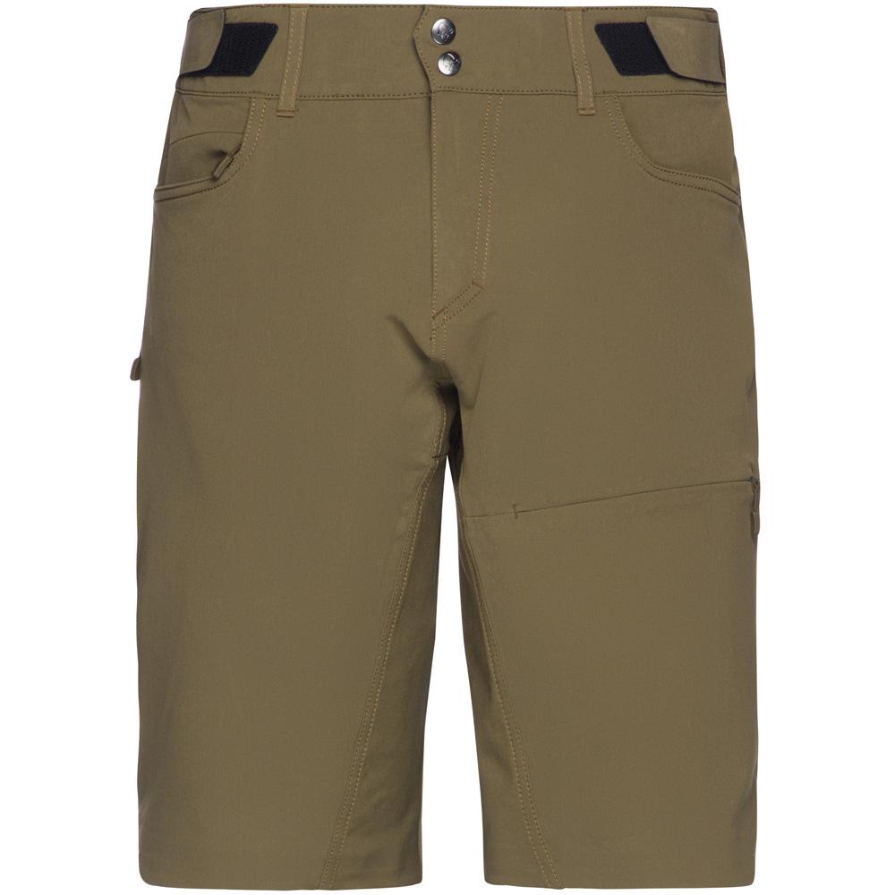 ノローナ(NORRONA)シーボットンフレックス1ライトウェイトショーツ(skibotn flex1 lightweight Shorts)カラー:Dark Olive