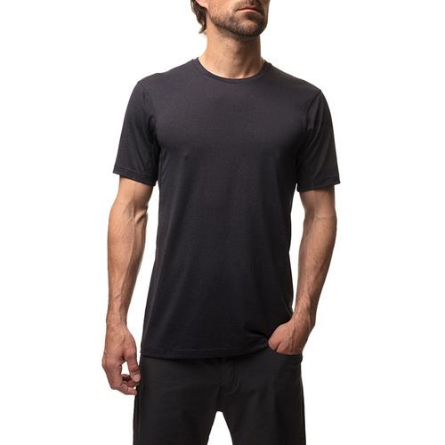 フーディニ(HOUDINI)ダイナミックティー(M's Dynamic Dynamic Black Tee)カラー:Rock Black, ヨシノチョウ:eb5fa0f2 --- officewill.xsrv.jp