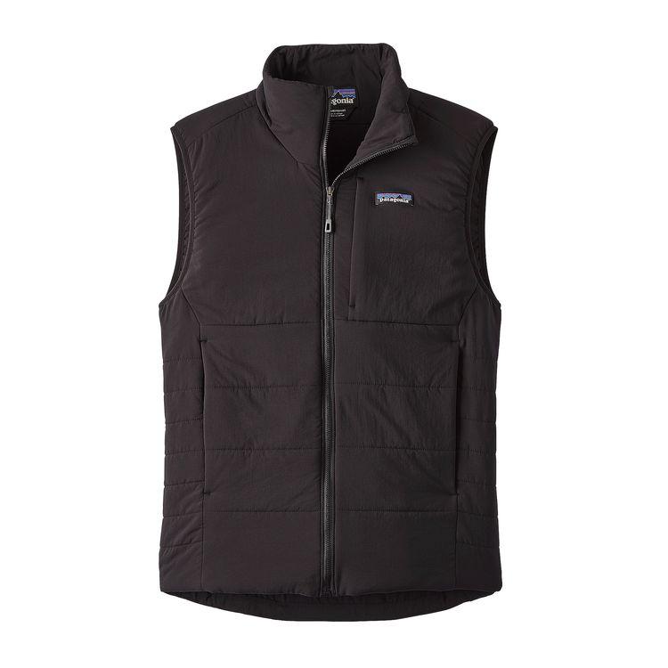 パタゴニア(Patagonia)ナノエアベスト(nano-air-vest)カラー:(BLK)
