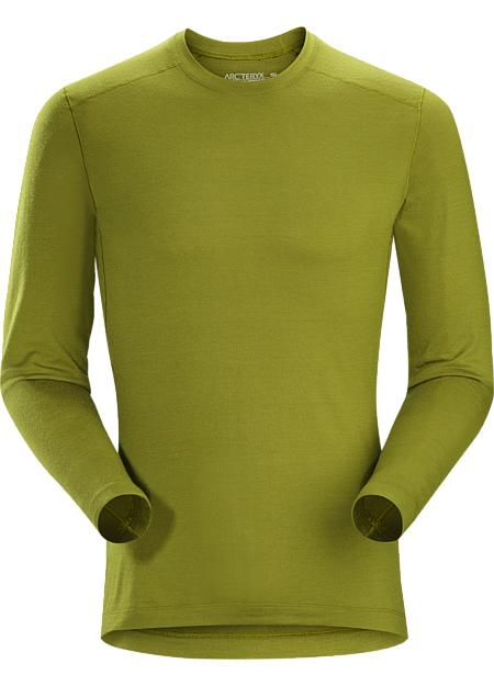 アークテリクス(ARC'TERYX)サトロ AR LS クルーネック シャツ(satoro-ar-crew-neck-shirt-ls)カラー:Archipelago