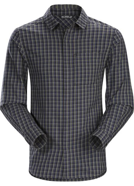 アークテリクス(ARC'TERYX)バーナルLSシャツ(bernal-shirt-ls)カラー:Cartograph, タカハルチョウ:e58881ae --- officewill.xsrv.jp