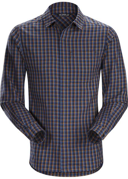 アークテリクス(ARC'TERYX)バーナルLSシャツ(bernal-shirt-ls)カラー:Acoustic