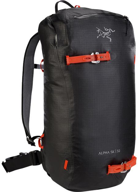 アークテリクス(ARC'TERYX)アルファSK 32バックパック(alpha-sk-32-backpack)カラー:Black
