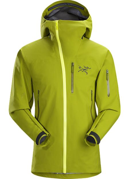 アークテリクス(ARC'TERYX)サイドワインダージャケット(sidewinder-jacket)カラー:Olive Amber
