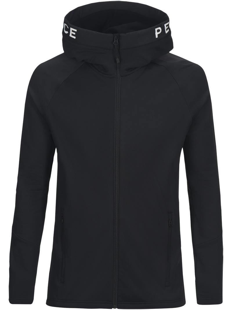 ピークパフォーマンス(PeakPerformance)ライダー ジップフード(Rider Zip Hood)カラー:050 Black