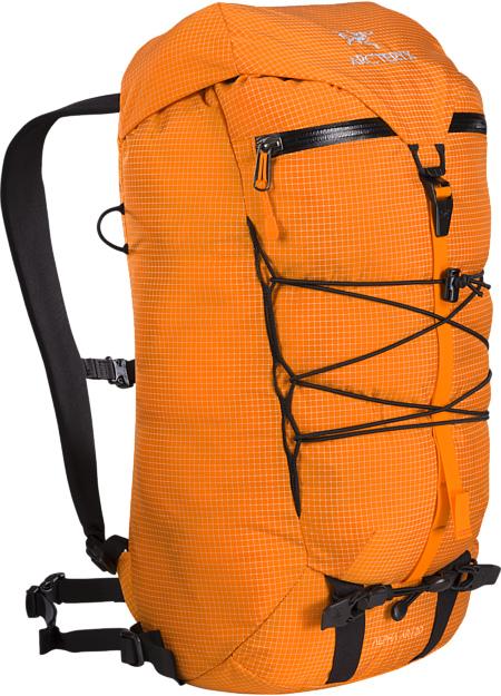 アークテリクス(ARC'TERYX)アルファ AR 20 バックパック(alpha-ar-20-backpack)カラー:Beacon