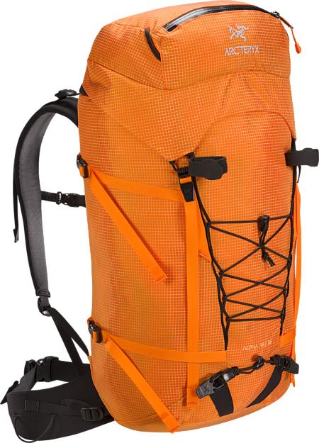 アークテリクス(ARC'TERYX)アルファ AR 35 バックパック(alpha-ar-35-backpack)カラー:Beacon