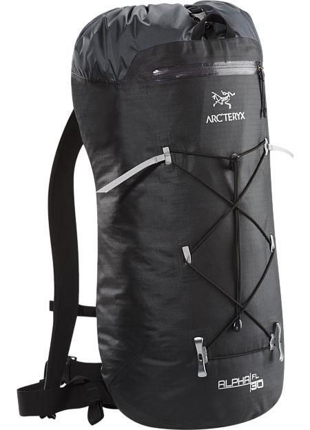 アークテリクス(ARC'TERYX)アルファ FL 30 バックパック(alpha-fl-30-backpack)カラー:Black