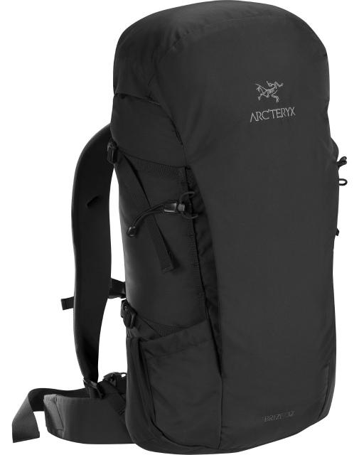 アークテリクス(ARC'TERYX)ブライズ 32 バックパック(brize-32-backpack)カラー:Black