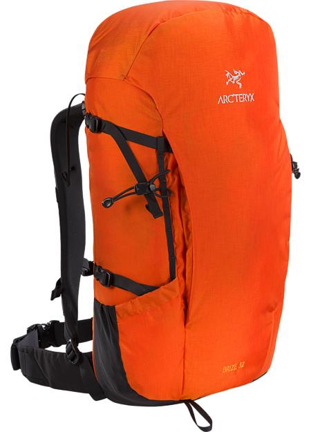 アークテリクス(ARC'TERYX)ブライズ 32 バックパック(brize-32-backpack)カラー:Trail Blaze