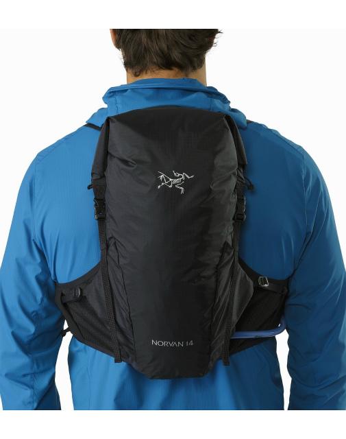 アークテリクス(ARC'TERYX)ノーバン14 ハイドレーション ベスト(norvan-14-hydration-vest)カラー:Black, 安芸津町:f117864d --- officewill.xsrv.jp