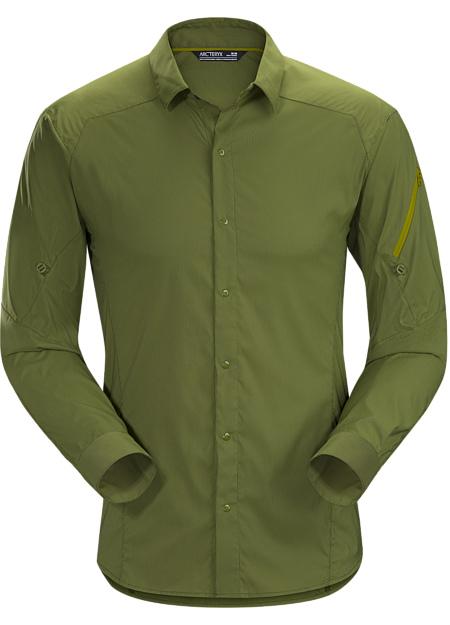 アークテリクス(ARC'TERYX)イラオ LS シャツ(elaho-shirt-ls)カラー:Bushwhack