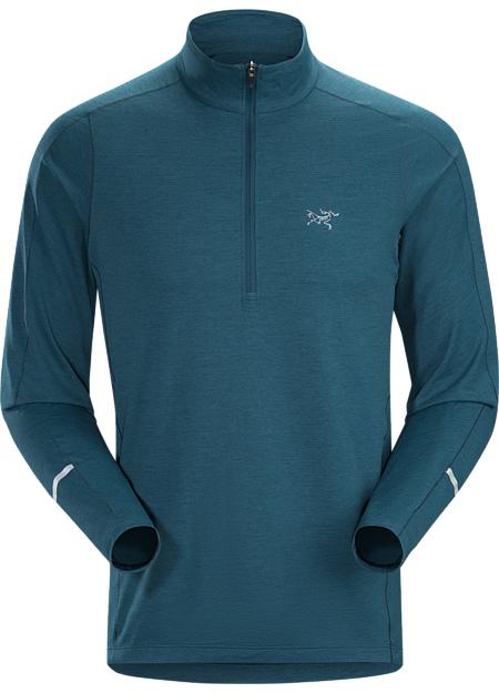 アークテリクス(ARC'TERYX)コーマック LS ジップネックシャツ(cormac-zip-neck-shirt-ls)カラー:Odyssea