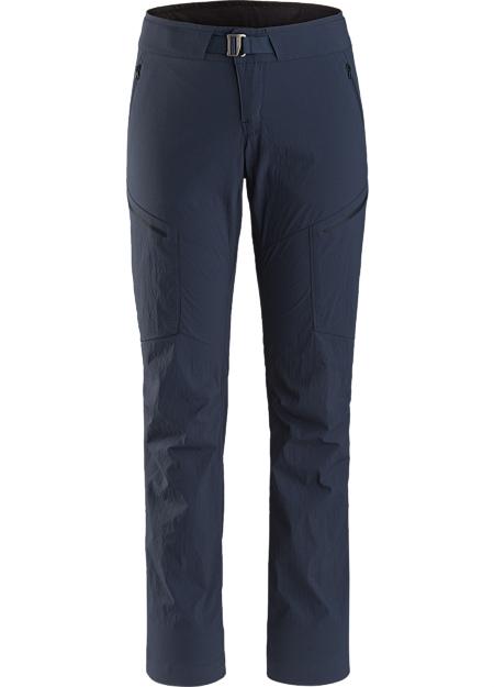 アークテリクス(ARC'TERYX)ウィメンズパリセードパンツ(palisade-pant)カラー:Black Sapphire