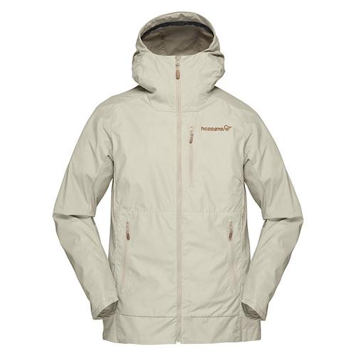 ノローナ(NORRONA)ウィメンズ スヴァルバール ライトウェイト ジャケット(W svalbard svalbard lightweight lightweight Jacket Jacket )カラー:Sandstone, インナーショップmari:0dfd52f0 --- officewill.xsrv.jp