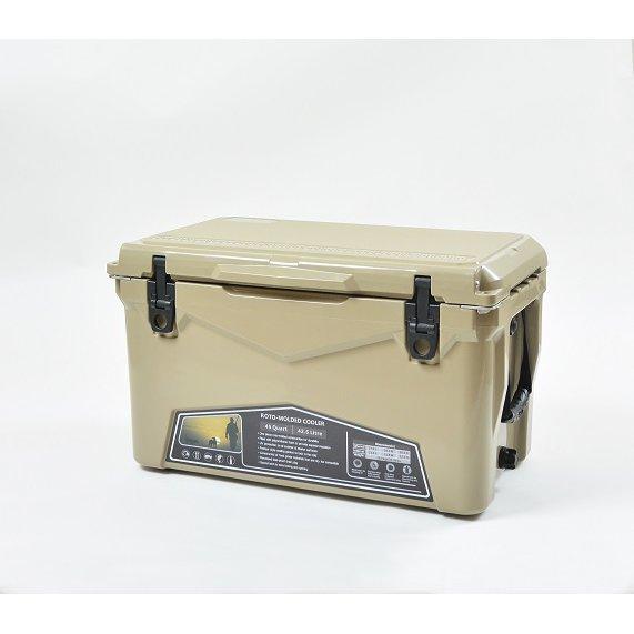 【ギフト】 キュリアストレーディング(Curiace Trading)アイスエイジクーラー45QT(ICEAGE cooler cooler 45QT)カラー:タン, スマホとスポーツグッズiCaseStore:f673a0c0 --- scottwallace.com