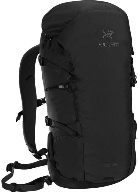 アークテリクス(ARC'TERYX)ブライズ 25 バックパック(brize-25-backpack)カラー:Black