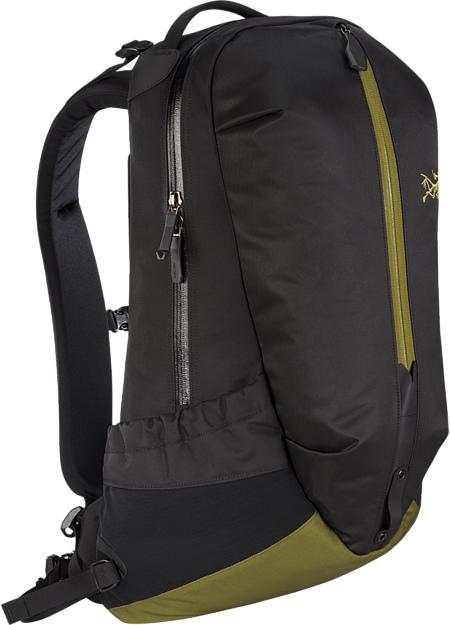 アークテリクス(ARC'TERYX)アロー 22 バックパック(arro-22-backpack)カラー:Wildwood