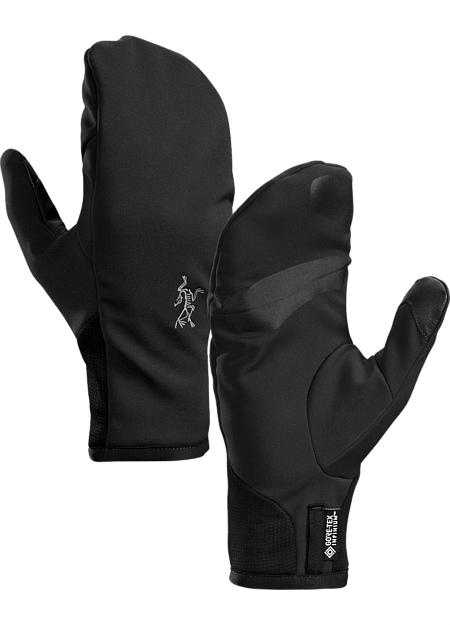 アフターケアも安心の国内正規取扱店です アークテリクス ARC'TERYX 贈答品 ベンタ カラー:Black mitten 在庫一掃売り切りセール venta ミトン