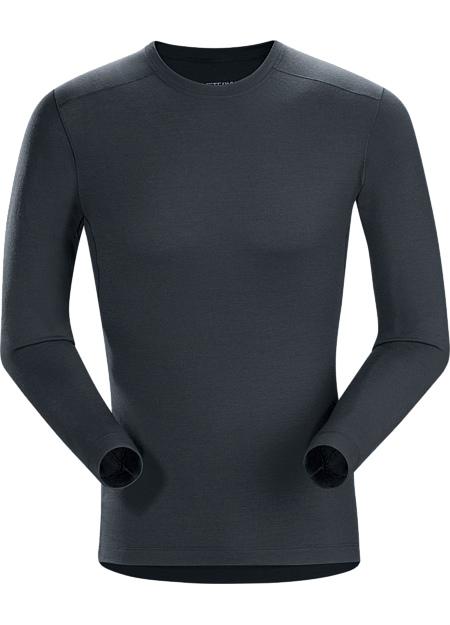 アークテリクス(ARC'TERYX)サトロ AR LS クルーネック シャツ(satoro ar crew neck shirt ls)カラー:Orion