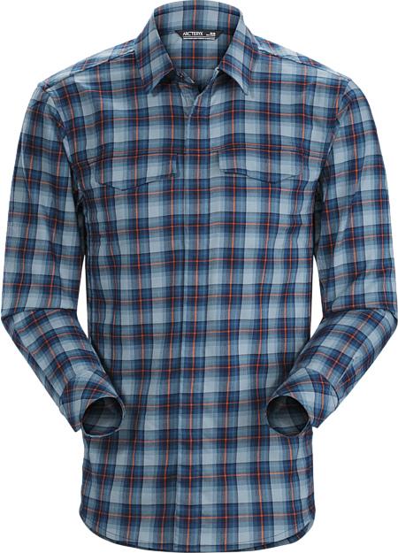 アークテリクス(ARC'TERYX)グライソン LS シャツ(gryson shirt ls)カラー:Balearic Sunset