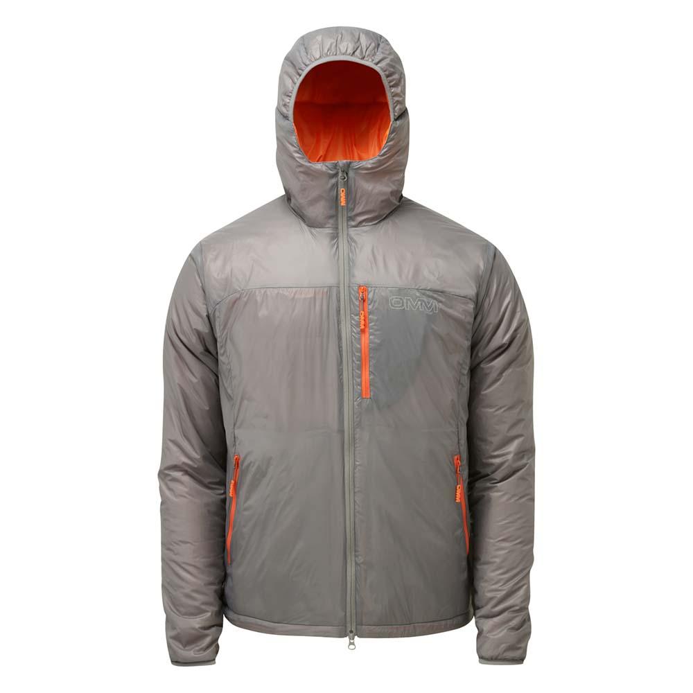 オリジナルマウンテンマラソン(OMM)マウンテンレイド フード ジャケット(MOUNTAIN RAID HOOD JACKET)カラー:Grey