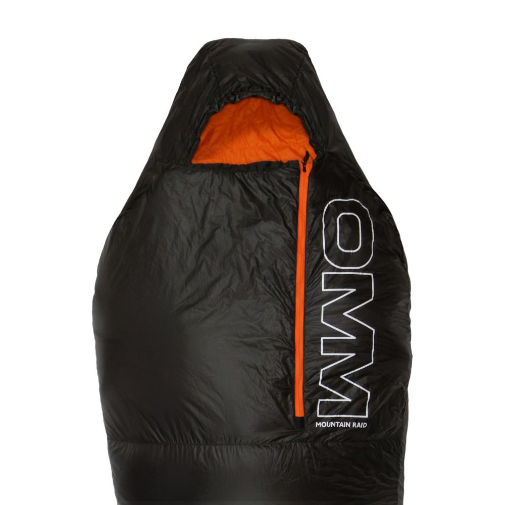 オリジナルマウンテンマラソン(OMM)マウンテンレイド 100(MOUNTAIN RAID 100)カラー:Black