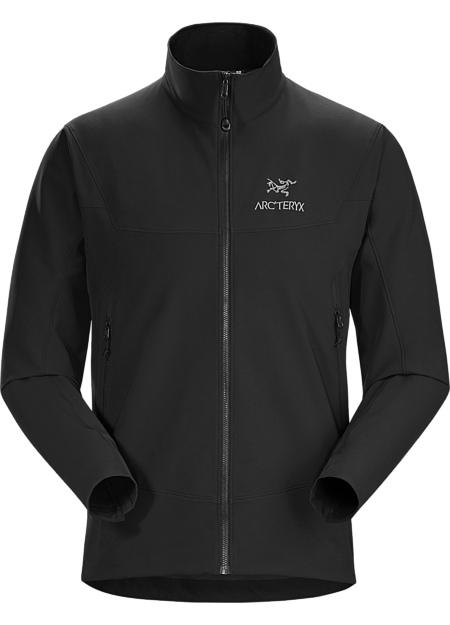 アークテリクス(ARC'TERYX)ガンマ LT ジャケット(gamma-lt-jacket)カラー:Black