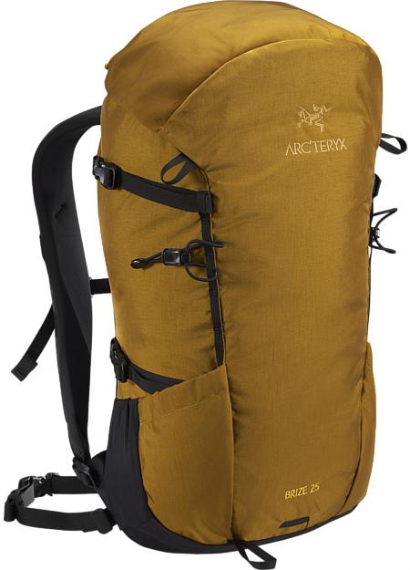 アークテリクス(ARC'TERYX)ブライズ 25 バックパック(brize-25-backpack)カラー:Yukon