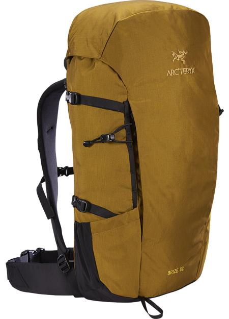 アークテリクス(ARC'TERYX)ブライズ 32 バックパック(brize-32-backpack)カラー:Yukon