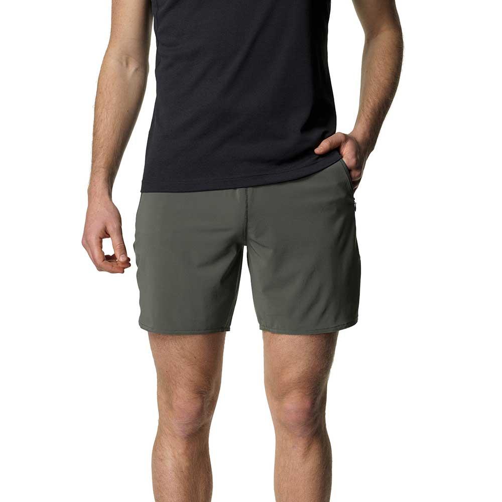 フーディニ(HOUDINI)ライト ショーツ(Light Shorts)カラー:Baremark Green