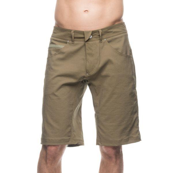 フーディニ(HOUDINI)メンズ アクションツイルショーツ(M's Action Twill Shorts)カラー:Needle Green
