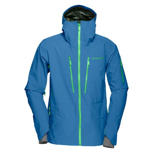 ノローナ(NORRONA)ロフォテンゴアテックスプロジャケット(lofoten Gore-Tex Pro Jacket)カラー:Denimite