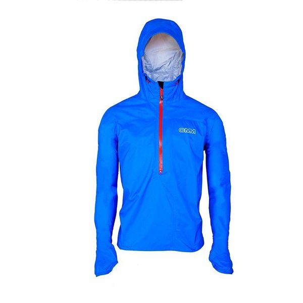 オリジナルマウンテンマラソン(OMM)イーサースモック(Aether Smock)カラー:Blue/Orange