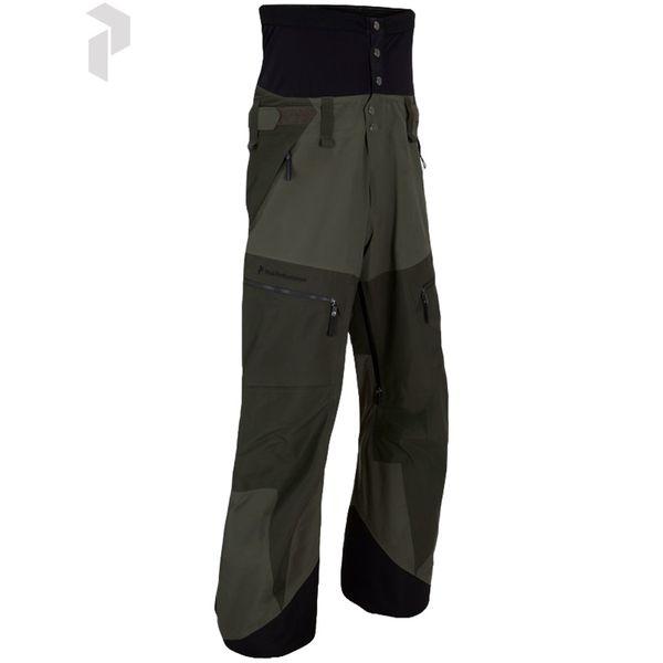 ピークパフォーマンス(PeakPerformance)ヘリヴァーティカルSパンツ(Heli Vertical S Pants)カラー:4BT Forest Night