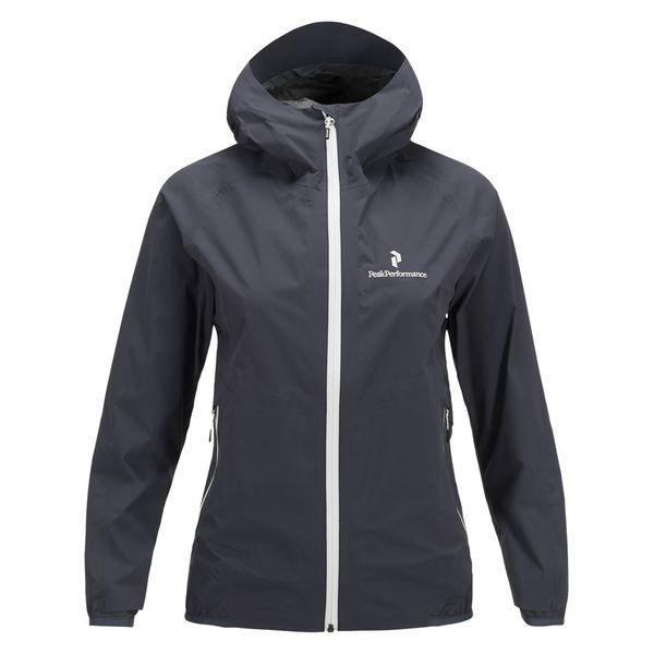 ピークパフォーマンス(PeakPerformance)ウィメンズBLパックジャケット(W BL Pac Jacket)カラー:2N5 DK Slate Blue