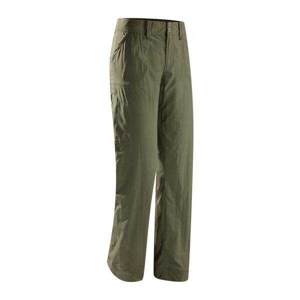 アークテリクス(ARC'TERYX)ウィメンズパラペットパンツ(PARAPET PANT WOMEN'S)カラー:Cargo Green