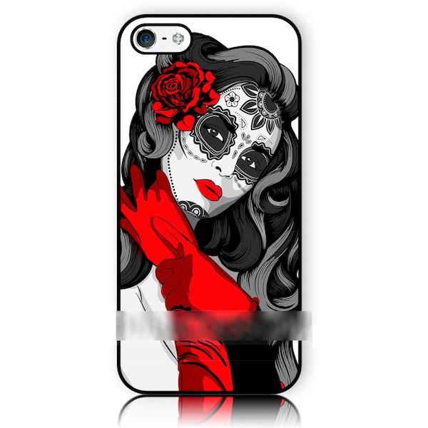 iPhone 12 Pro Max mini 11 等 他にも対応可能 送料無料 スマホケース メキシカンスカルガールアートケース HTC iPod OPPO カバー Nexus 期間限定送料無料 スマートフォン Xperia ショッピング 受注生産 LG iPad Galaxy