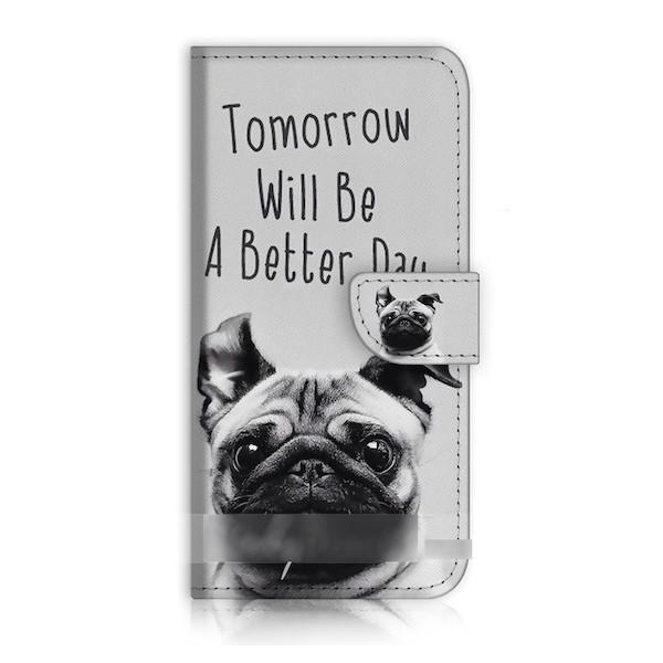 iPhone 12 Pro Max mini 11 等 他にも対応可能 商品追加値下げ在庫復活 送料無料 スマホケース 手帳型 パグ 小型犬 Nexus Xperia Huawei iPod HTC 受注生産 OPPO カバー 超激得SALE LG スマートフォン iPad カードケース Galaxy