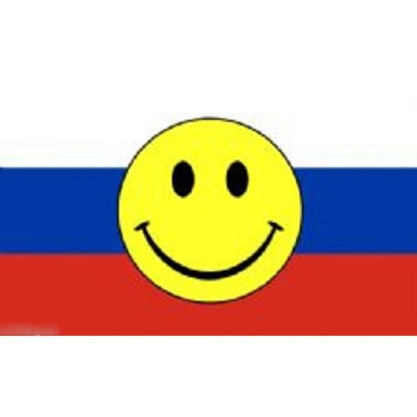 ゆうメール 市場 送料無料 国旗 好評受付中 ロシア連邦 スマイリーフェイス ニコちゃん スマイルマーク 90cm 特大 フラッグ × 150cm 受注生産