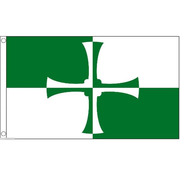 ゆうメール 送料無料 国旗 おしゃれ 本日の目玉 スコットランド カークーブリ 150cm 特大 フラッグ 受注生産 90cm ×