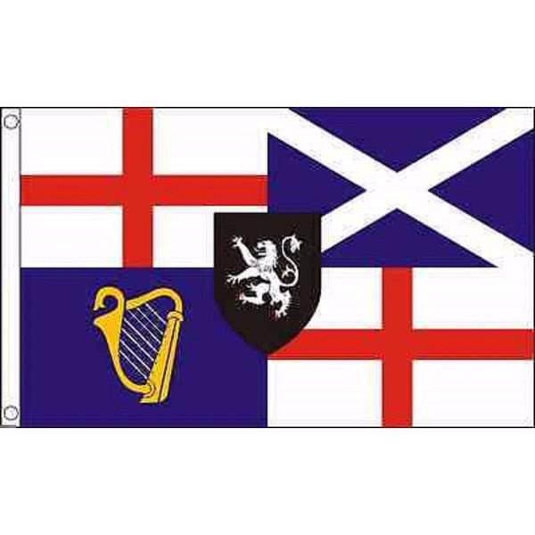 ゆうメール 送料無料 国旗 イギリス 新色追加 英国 旧国旗 ユニオンジャック 人気海外一番 90cm 150cm 受注生産 レアカラー 特大 フラッグ ×