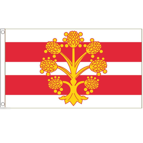 開催中 ゆうメール 送料無料 国旗 ウェストモーランド 150cm 特大 × 受注生産 90cm 商品 フラッグ