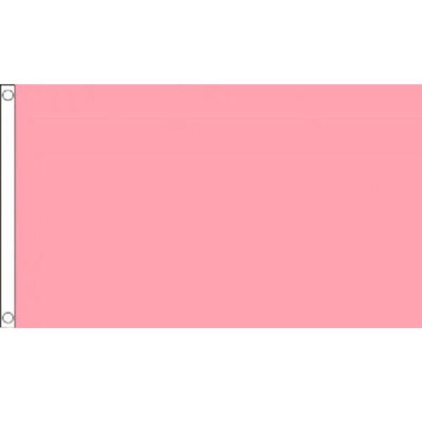 期間限定の激安セール ゆうメール 送料無料 高価値 国旗 ピンク 桃色 ピーチ 90cm 受注生産 × フラッグ 150cm 特大