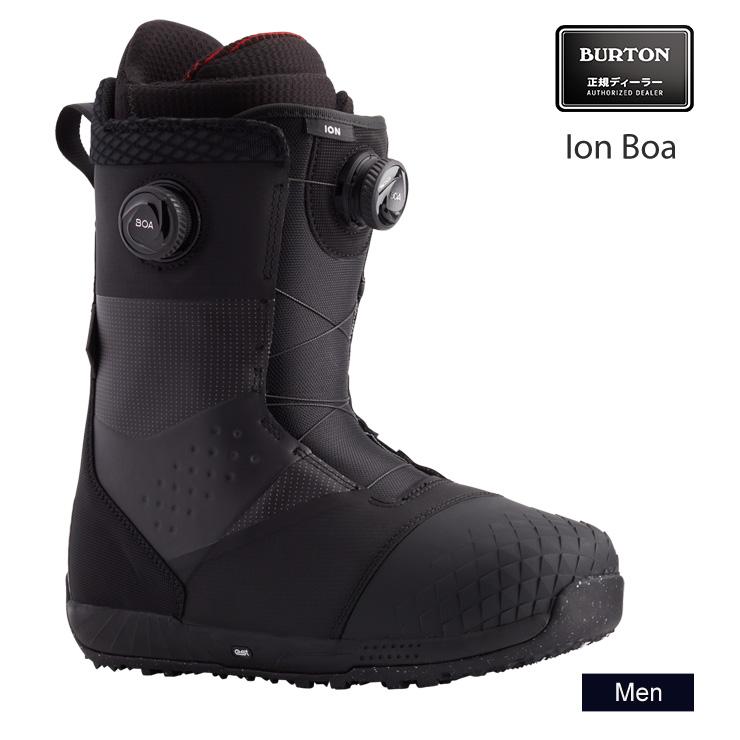 BURTON バートン ION BOA アイオンボア 2021 スノーボード ブーツ メンズ【モアスノー】