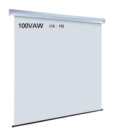 泉 サイレントモータードライブ式天吊りスクリーン 100インチ(アスペクト比16:10) IS-EV100VAW