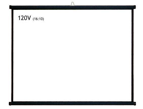 泉 掛図スクリーン 120インチ KZ-120V
