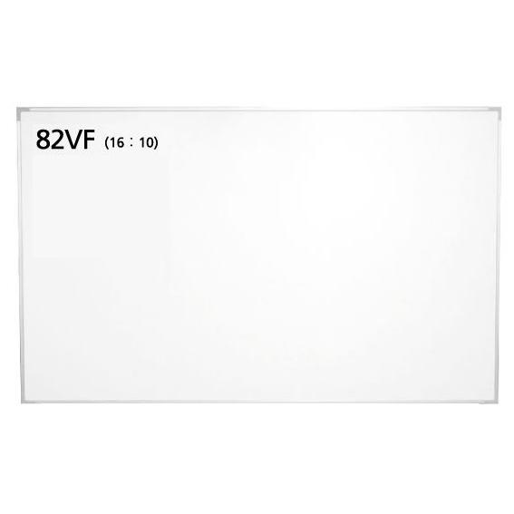 泉 壁掛けスクリーンボード 82インチ(アスペクト比16:10) WOL-BR82VF