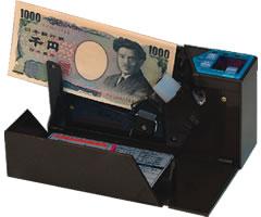 エンゲルス 小型ポータブル紙幣計数機 ハンディカウンター バッチ機能つき ブラック AD-100-02